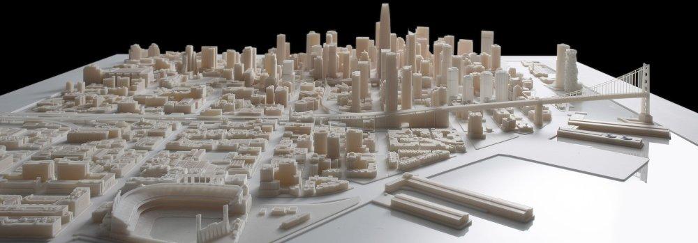 3D-печать архитектурных макетов
